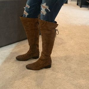 Born Over the Knee Gallerina Boot
